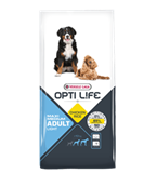 Croquettes Opti Life Adulte Light medium maxi