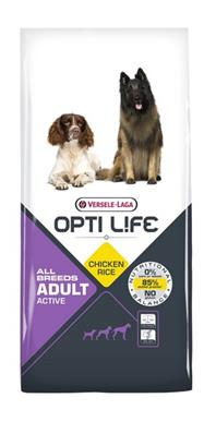 Croquettes Opti Life Adulte Active